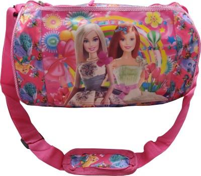 Kidzoo Multipurpose Round Shape Duffel Bag, Gym Bag, Tour Bag, Outdoor Bag for Boys & Girls- Height 8 inches Gym Bag(Multicolor)