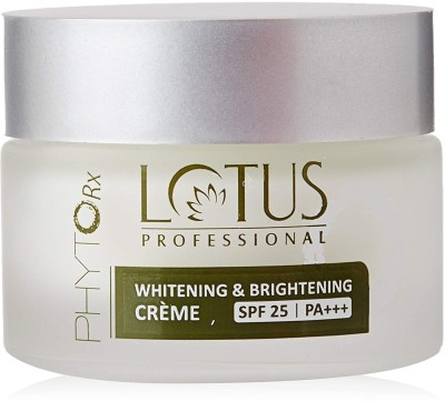 Lotus Professional PhytoRx SPF25 PA+++ Whitening and Brightening Creme(50 g) Flipkart