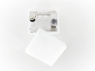 ewave PUBG Upgraded Sensitive Shoot/Aim Buttons R1 L1 Transparent Metal Trigger Mobile Game Controller Gaming Accessory Kit (Transparent, For Android, iOS)  Gaming Accessory Kit(White, For iOS, Android)