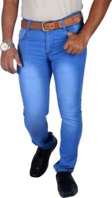 Lzard Slim Men's Light Blue Jeans