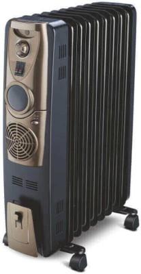 Bajaj 2400 W (Bajaj Majesty RH 9F Plus) Oil Filled Room Heater