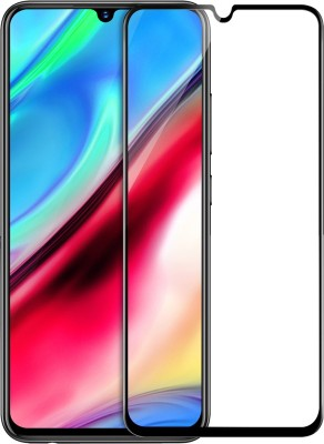 Flipkart SmartBuy Edge To Edge Tempered Glass for Vivo Y95, Vivo Y93, Vivo Y91, Realme 3, Realme 3i, Oppo A12, Oppo A11K, Oppo A5s(Pack of 1)