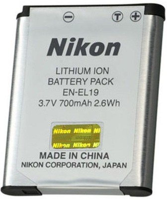 Nikon EN EL19 Battery Nikon Batteries