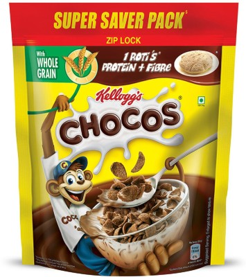 Kellogg's Chocos(1.2 kg, Pouch)