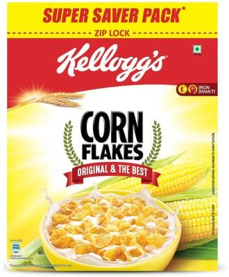 Kellogg's Corn Flakes Original(875 g, Pouch)