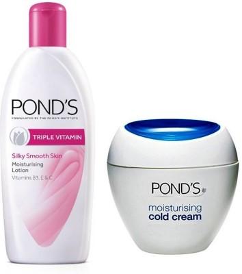 Ponds Vitamin cold Cream(Set of 1)