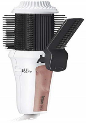Panasonic EH-HT40-K62B Hair Straightener Brush(White)