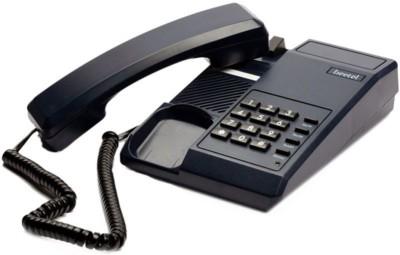 Beetel SECURE I Corded Landline Phone Black Beetel Landline Phones