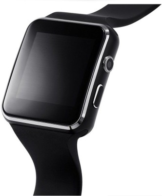 0dc21eeff Triangle Ant GT X 6 phone Smartwatch(Black Strap FREE SIZE)