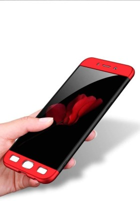MBCASE Front   Back Case for Apple iPhone 7 Plus Red