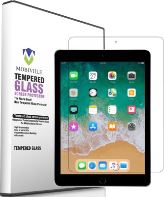 MOBIVIILE Tempered Glass Guard for Apple iPad Pro 10.5 Inch Screen Size, Apple iPad Pro 2 10.5 Inch Screen Size(Pack of 1)
