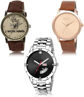 LegendDeal LR 29 34 104 Exclusive Collection Pack Of 3 Combo Analog Watch   For Men LegendDeal Wrist Watches