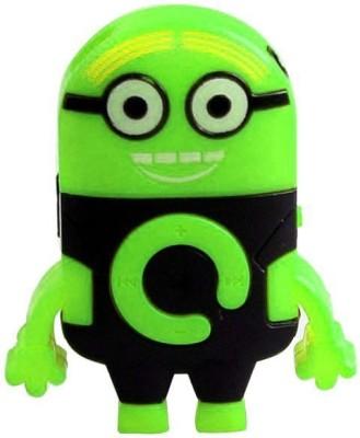 LIFEMUSIC Present Digital Portable Mini MP3 Player Multicolor, 0 Display