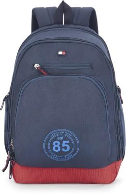 Tommy Hilfiger Backpack Black Tommy Hilfiger Backpacks