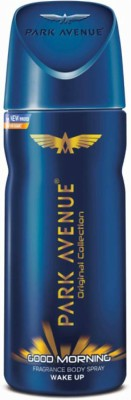 Park Avenue Good Morning Deodorant Pack of 1 Deodorant Spray  -  For Men(130 ml)