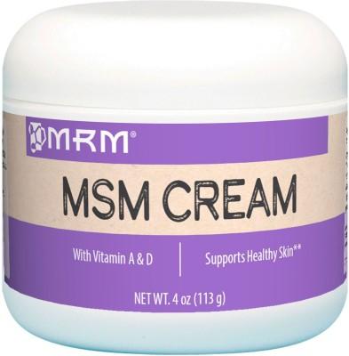 MRM MSM Cream, 4 oz (113g)(113 g)
