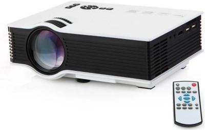 Zeom UC 40 Portable Projector(White, Black) Portable Projector(White)