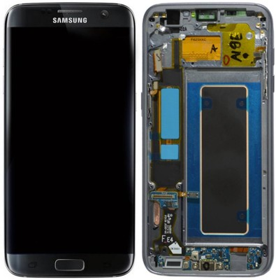 Samsung S7 Edge Amoled Display LED 5.5 inch Replacement Screen(Samsung)