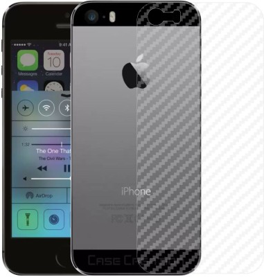 Case Creation Back Screen Guard for Apple Iphone 5C(Pack of 1)