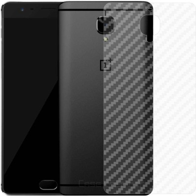 Case Creation Back Screen Guard for OnePlus 3T(Pack of 1)