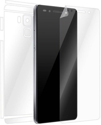 FIRST IMPRESSION Front and Back Tempered Glass for Nokia 6.1 Plus(Pack of 1)