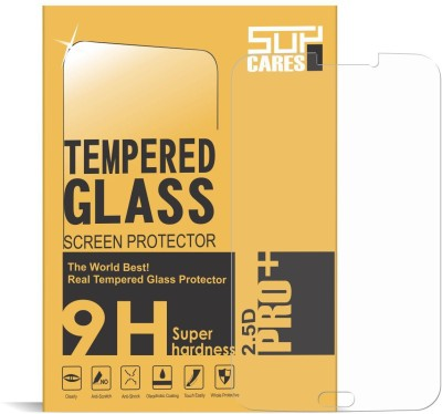 SupCares Tempered Glass Guard for Samsung Galaxy Tab 3 T211(Pack of 1)