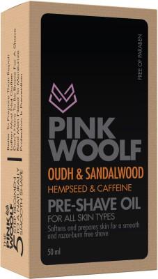 Pink Woolf PSOOS-50 Shave Oil(50 ml)