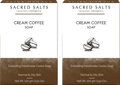 Sacred Salts soap(2 x 100 g)
