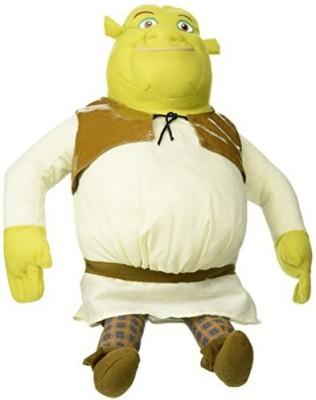 Shrek Dreamworks the Third 15 Plush Figure Shrek Art   Craft Toys