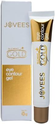 Jovees Eye Contour Gel-24 Carat Gold(20 g)