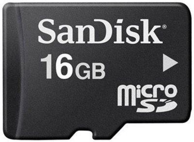 SanDisk SD CARD 16 GB Ultra SDHC Class 4 90 MB/s  Memory Card