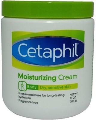Cetaphil Moisturizing Cream For Dry Sensitive Skin 566ml