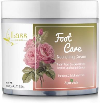 Lass Naturals Foot Care Cream(100 g) Flipkart