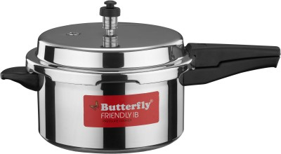 Pigeon Special Combo Pack 2 L, 3 L, 5 L Pressure Cooker with Induction Bottom(Aluminium)