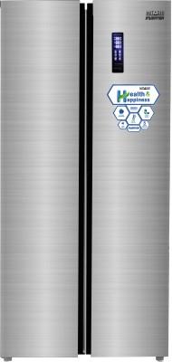Mitashi MiRFSBS1S510v20 510L Side by Side Refrigerator