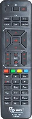 LRIPL Universal UN146 SMART 3D LED COMMON FOR COMPATIBLE SAMSUNG SMART LED TV Remote Controller(Black)