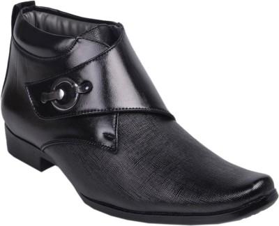 Aadi Party Wear Shoes For Men(Black)