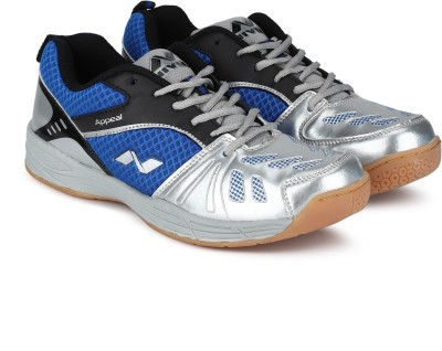 NIVIA Appeal Badminton Shoes For Men Multicolor NIVIA Sports Shoes