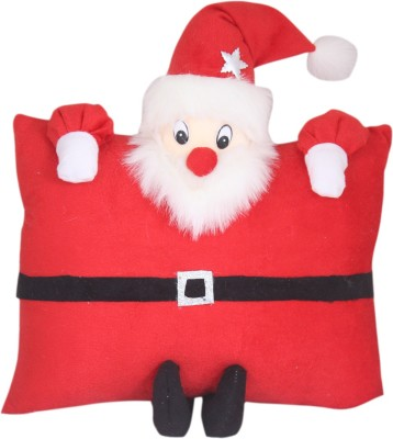 Tickles Chrishmas Santa Claus Cushion 35 cm   350 mm Red Tickles Soft Toys