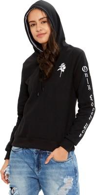 Maniac Full Sleeve Printed Women's Sweatshirt