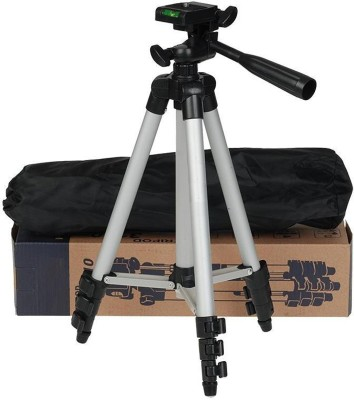 Jhapat 3110 Tripod(Silver, Supports Up to 3000 g) 1