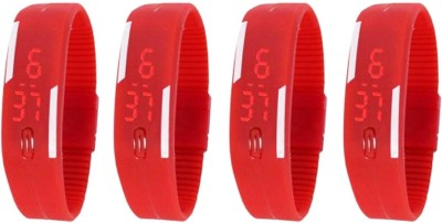 Fashion Gateway LED Digital band watch PK-173 (for all age group) Digital Watch  - For Boys & Girls