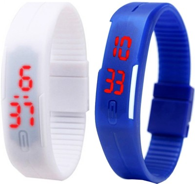 Fashion Gateway LED Digital band watch PK-132 (for all age group) Digital Watch  - For Boys & Girls