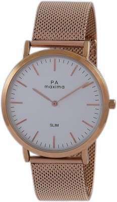 Maxima 46480CAGR  Analog Watch For Men