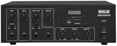 Ahuja SSB-80DFM with Bluetooth 80 W AV Power Amplifier(Black)