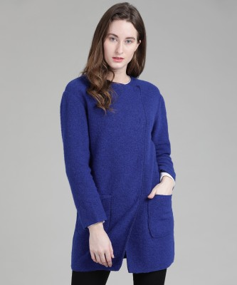 United Colors of Benetton Wool Blend Coat at flipkart