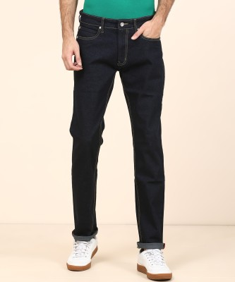 French Connection Slim Men Blue Jeans at flipkart