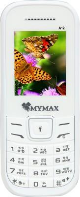 Mymax A12(White&Black)