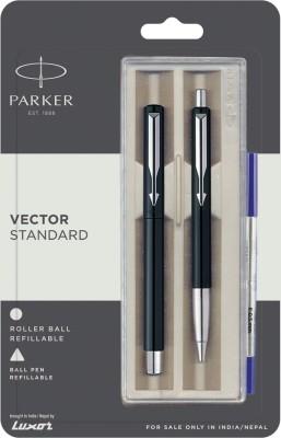 PARKER vector standard roller pen + ball pen Pen Gift Set