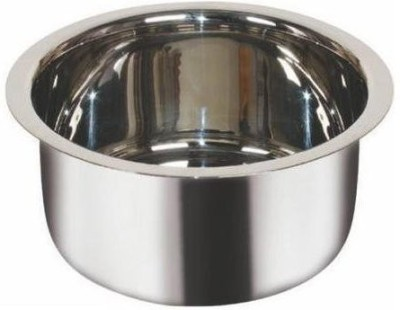 Butterfly Stainless Steel Induction Base Tope No 9  12cm  1 L capacity 12 cm diameter Stainless Steel, Induction Bottom Butterfly Cookware Pots